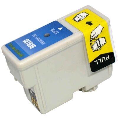 Epson -hoz T036 (T036140) BK utángyártott tintapatron (to36) (≈450oldal)