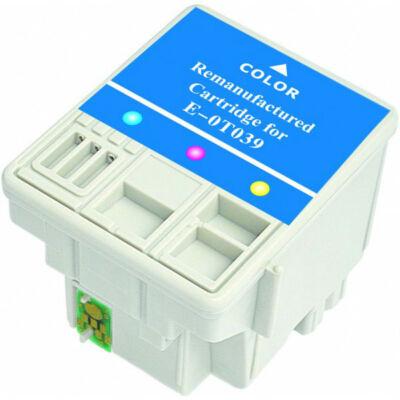 Epson -hoz T03904A C.M.Y. utángyártott tintapatron (to39) (≈990oldal)