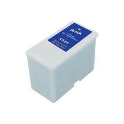 Epson -hoz T051140 BK utángyártott tintapatron (To511) (≈500oldal)