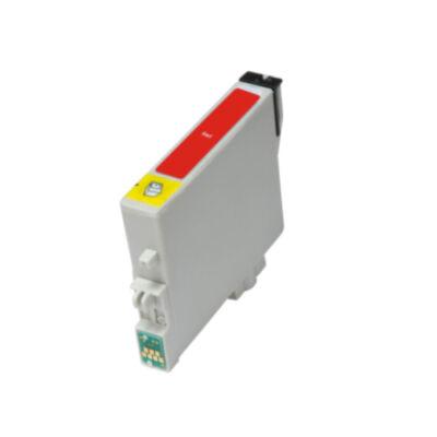 Epson -hoz T054720 R utángyártott tintapatron (≈480oldal)