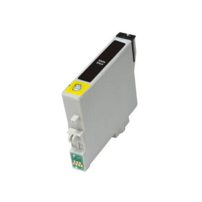 Epson -hoz T054820 MBK utángyártott tintapatron (≈480oldal)