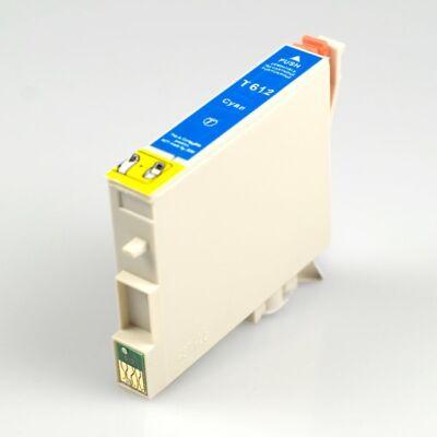 Epson -hoz,  T0612 C (cián) utángyártott tintapatron  (≈400oldal)