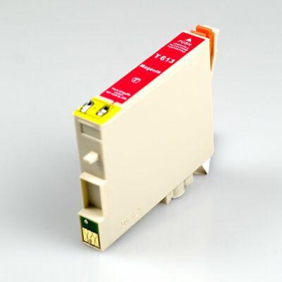 Epson -hoz, T0613 M (magenta) utángyártott tintapatron  (≈400oldal)