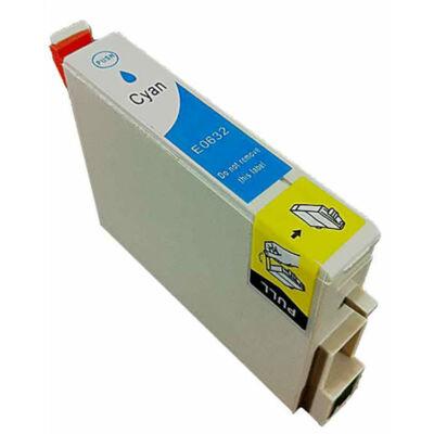 Epson -hoz  T0632 cián utángyártott tintapatron (to632) (≈480oldal)