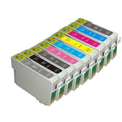 Epson -hoz T0965 LC utángyártott tintapatron (to965) (≈420oldal)