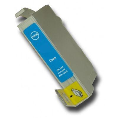 2db-tól 230,-Ft/db! Epson nyomtatóhoz T1302 C utángyártott tintapatron (to1302) (≈500oldal)  !!!KIFUTÓ!!!Csak amíg van készleten!