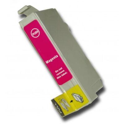 2db-tól 230,-Ft/db! Epson nyomtatóhoz T1303 M utángyártott tintapatron (to1303) (≈500oldal)  !!!KIFUTÓ!!! Csak amíg van készleten!