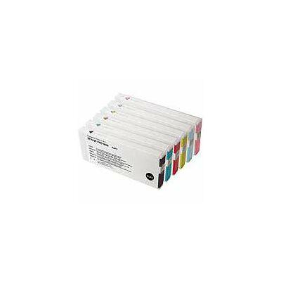 Epson -hoz T408011Y utángyártott tintapatron (≈3800oldal)