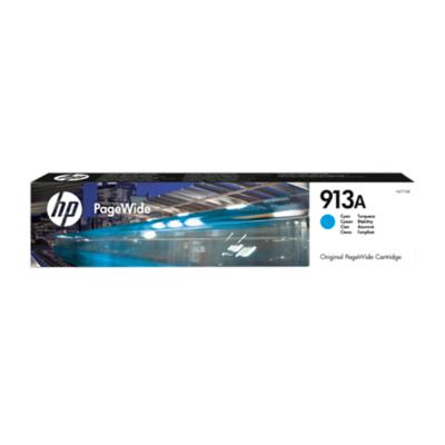 HP Nr.913A (F6T77AE) eredeti cián patron, ~3000 oldal