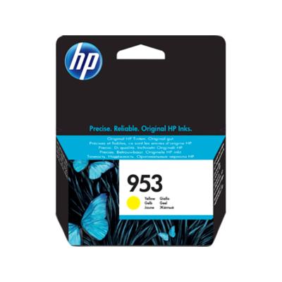 HP Nr.953 (F6U14AE) eredeti sárga tintapatron, ~700 oldal