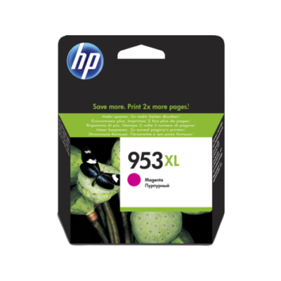 HP Nr.953XL (F6U17AE) eredeti magenta tintapatron, ~1600 oldal