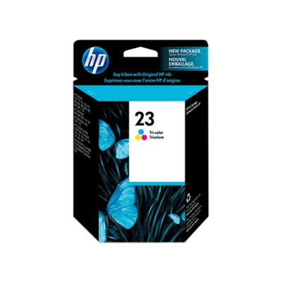 HP Nr.23 (C1823DE) eredeti színes tintapatron, ~690 oldal