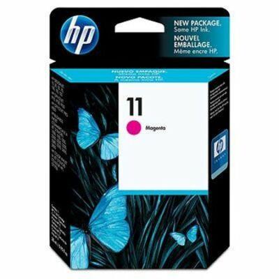 HP Nr.11 (C4837AE) eredeti magenta tintapatron, ~1000 oldal