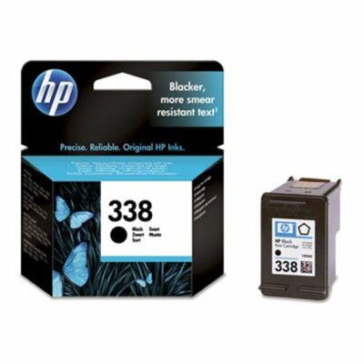 HP Nr.338 (C8765EE) eredeti fekete tintapatron, ~480 oldal