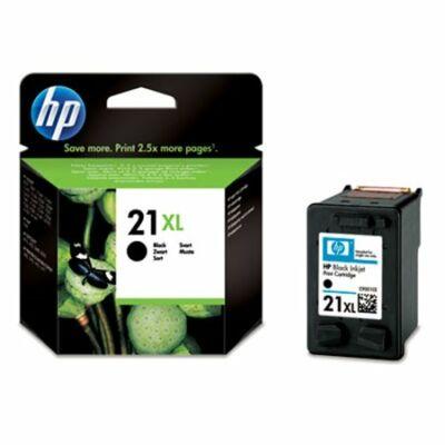 HP Nr.21XL (C9351CE) eredeti fekete tintapatron, ~450 oldal