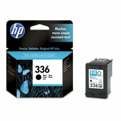 HP Nr.336 (C9362EE) eredeti fekete tintapatron, ~220 oldal