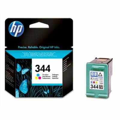HP Nr.344 (C9363EE) eredeti színes tintapatron, ~560 oldal