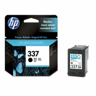 HP Nr.337 (C9364EE) eredeti fekete tintapatron, ~420 oldal
