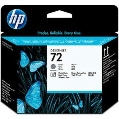 HP Nr.72 (C9380A) eredeti szürke nyomtatófej