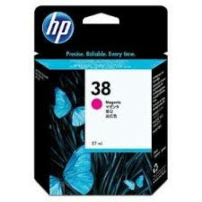 HP Nr.38 (C9416A) eredeti magenta tintapatron, ~5000 oldal
