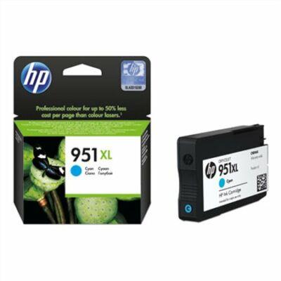 HP Nr.951XL (CN046AE) eredeti cián tintapatron, ~1500 oldal