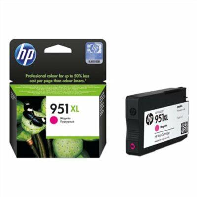 HP Nr.951XL (CN047AE) eredeti magenta tintapatron, ~1500 oldal