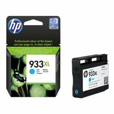 HP Nr.933XL (CN054AE) eredeti cián tintapatron, ~825 oldal