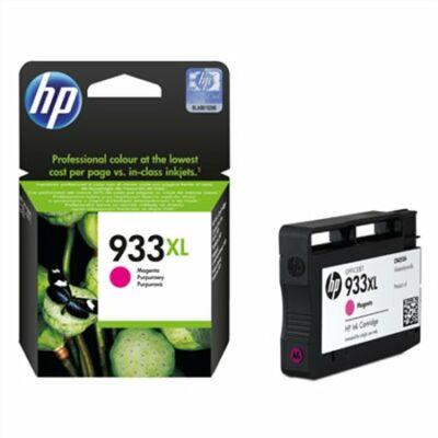 HP Nr.933XL (CN055AE) eredeti magenta tintapatron, ~825 oldal