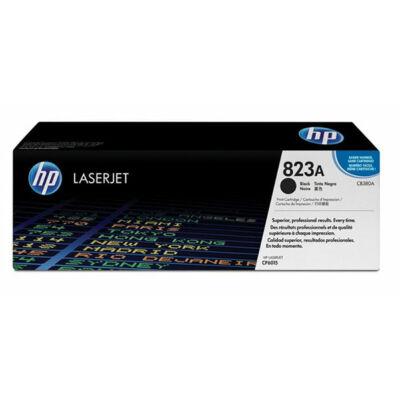 HP CB380A (823A) fekete eredeti toner (≈16500 oldal)