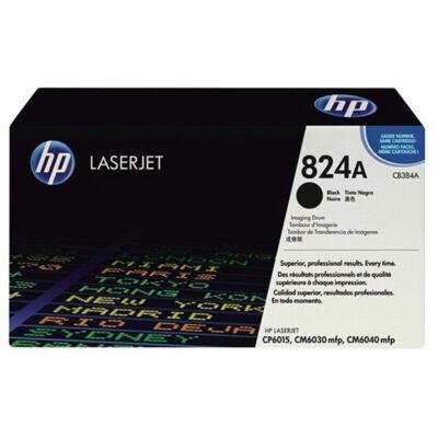 HP CB384A (824A) fekete eredeti dobegység,drum (≈35000 oldal)