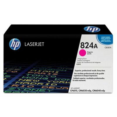 HP CB387A (824A) magenta eredeti dobegység,drum (≈35000 oldal)