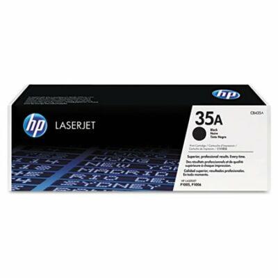 HP CB435A (35A) fekete eredeti toner (≈1500 oldal)