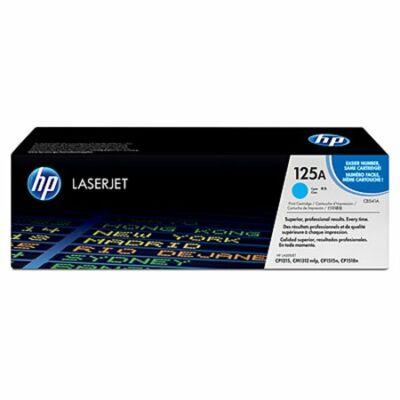 HP CB541A (125A) cián eredeti toner (≈1400 oldal)