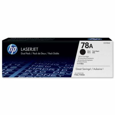 HP CE278A (78A) fekete eredeti toner (≈2100 oldal)