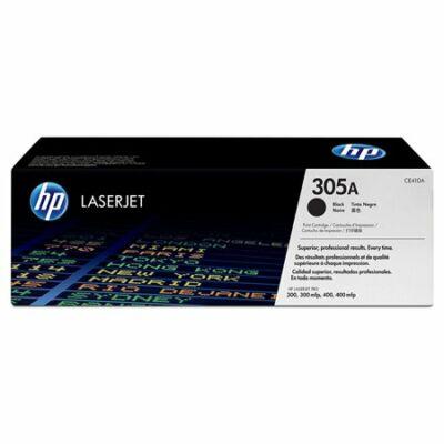 HP CE410A (305A) fekete eredeti toner (≈2200 oldal)