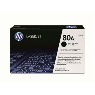 HP CF280A (80A) fekete eredeti toner (≈2700 oldal)