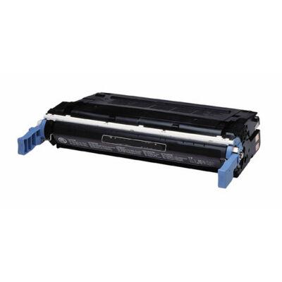 Utángyártott C9720A Bk (fekete) toner HP nyomtatókhoz (≈9000 oldal)
