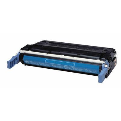 Utángyártott C9721A Cyan toner HP nyomtatókhoz (≈8000 oldal)