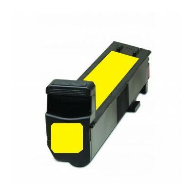 Utángyártott CB382A Yellow (sárga) toner HP nyomtatókhoz (≈21000 oldal)