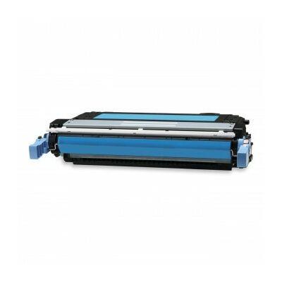 Utángyártott CB401A C cián toner HP nyomtatókhoz (≈7500 oldal)