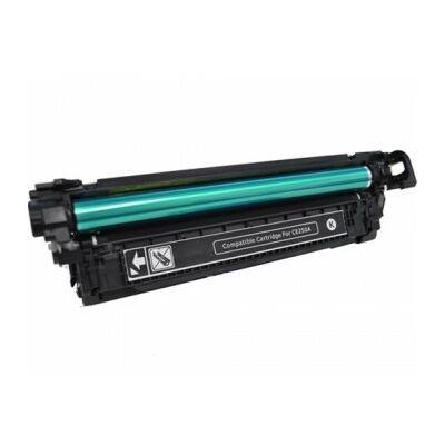 Utángyártott CE260X Bk fekete toner HP nyomtatókhoz (≈17000 oldal)