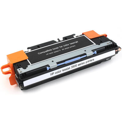 Utángyártott Q2670 fekete toner HP nyomtatókhoz (≈6000 oldal)