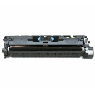Utángyártott Q3960A/C9700 BK (fekete) toner HP nyomtatókhoz  (Canon 701) (≈5000 oldal)