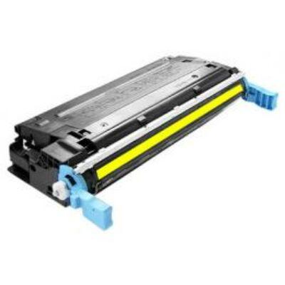 Utángyártott Q5952 (yellow) toner HP nyomtatókhoz (≈12000 oldal)