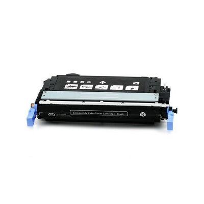 Utángyártott Q6460A (fekete) toner HP nyomtatókhoz (≈12000 oldal)