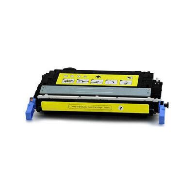 Utángyártott Q6462A (sárga) toner HP nyomtatókhoz (≈12000 oldal)
