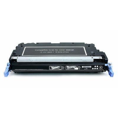Utángyártott Q6470 fekete (BK) toner HP nyomtatókhoz (≈6000 oldal)