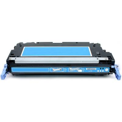 Utángyártott Q7581A Cyan toner HP nyomtatókhoz (≈6000 oldal)