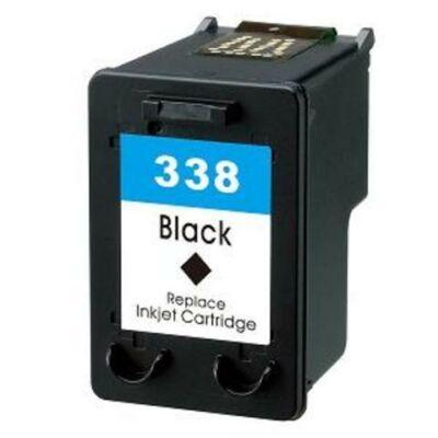HP -hez Nr.338 (C8765E) utángyártott fekete tintapatron, ~540 oldal