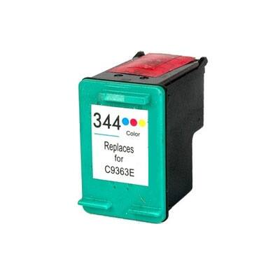 HP -hez Nr.344 (C9363E) utángyártott színes tintapatron, ~560 oldal